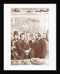 Rutherford B. Hayes Accepts Nomination by Corbis