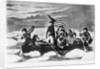 George Washington Crossing The Delaware by Corbis