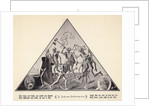 Dance Of Death Engraving by Corbis