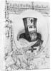 H&S Portrait Of Gualdin Paes by Corbis