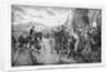 Surrender of Granada by Corbis