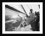 Sailing on Lake Michigan by Corbis