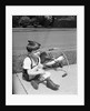 Boy Who Has Fallen Off Bicycle by Corbis