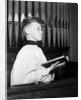 Choir Boy Singing by Corbis