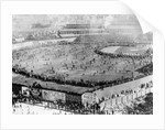 First World Series Game by Corbis