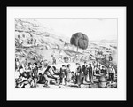 California Gold Diggers  - Lithograph by Corbis