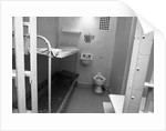 Empty Cell in Rikers Island Prison by Corbis