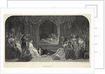 "Engraving Of A Scene From ""Hamlet"" by Corbis"