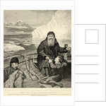 Engraving After The Last Voyage of Henry Hudson by John Collier