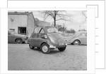 Bmw Isetta Minicar by Corbis