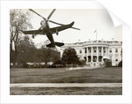Autogiro Takes Off at White House by Corbis