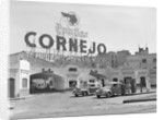 Authorized Pontiac Service Station in Mexico City by Corbis