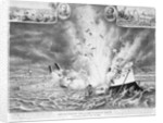 "Battleship""Maine"" Blown In Havana Harbor by Corbis"