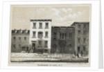 Eldridge St. Jail, N.Y. Lithograph by George Hayward