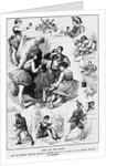 Beer and the Ballet Newspaper Illustration by Corbis