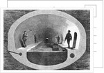Section of the Great Paris Sewer by Corbis