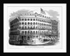 View of the American Museum, Broadway, New York by Corbis