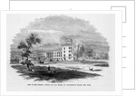 Blackwell Island Lunatic Asylum by Corbis