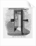 Cell at Massachusetts State Prison by Corbis