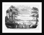 Hudson River from Elysian Fields by Corbis