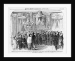 Reception for William Seward by Corbis