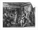 Children Paying Innkeeper by Corbis