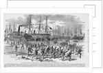 Assault on Fort Walker by Corbis