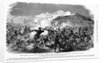 Civil War Firefight by Corbis