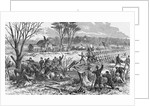 Battle at Pittsburgh Landing by Corbis