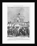 Taking Possession of Vicksburg, Mississippi by Corbis