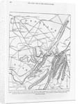 Civil War Battlefield Map by Corbis