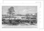 Battle of Pleasant Hill by Corbis