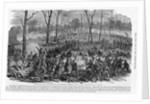 Battle of Kennesaw Mountain by Corbis