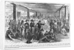 Interior of Libby Prison by Corbis