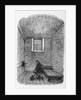 Illustration of Prison Cell at Newgate by Corbis