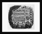 Interior of Italian Opera House by Corbis