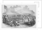 Cricket Match by Corbis