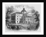 North Carolina State House by Corbis