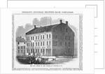 Franklin Pierce's Law Office by Corbis