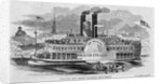 Steamboat Jacob Strader by Corbis