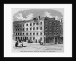 House Where Jefferson Wrote the Declaration of Independence Magazine Illustration by Corbis