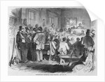 Constitutional Convention, Kansas Territory by Corbis