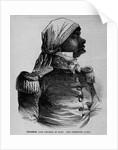 Souloque, Late Emperor of Haiti by Corbis