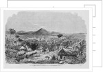 City of Leon, Capital of Nicaragua Illustration Published in Frank Leslie's Illustrated Newspaper by Corbis