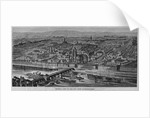General View of the City From Sachsenhausen by Corbis