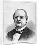 President Sebastian Lerdo De Tejada by Corbis
