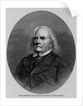 Samuel Downing. From a photograph in possession of his grand-daughter by Corbis