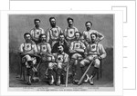 The Maple Leaf Baseball Club, of Guelph, Ontario, Canada by Corbis