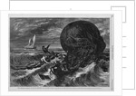 The Perilous Baloon Voyage of Monsieur and Madame Durouf-The Rescue in the North Sea by Corbis