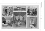 """A """"Statesman's"""" Retreat-William M. Tweed's Penitentiary Life on Blackwell's Island by Corbis"""